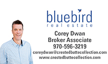 Corey Dwan - Bluebird Real Estate